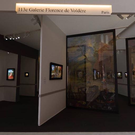 Galerie Florence de Voldère - BRAFA Art Fair 2020