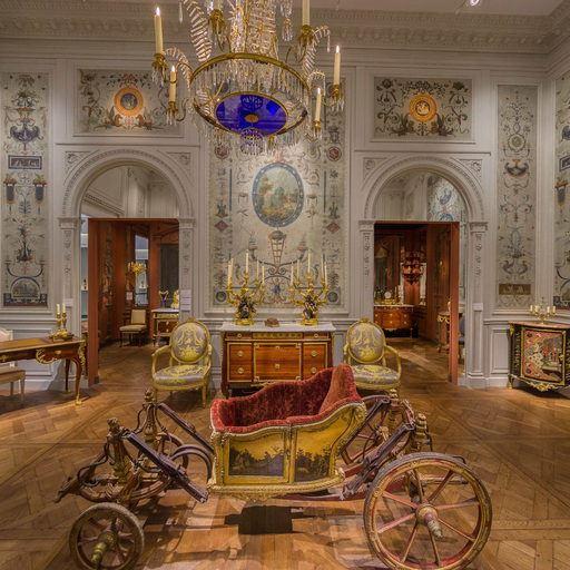 Galerie François Léage - TEFAF Maastricht 2019