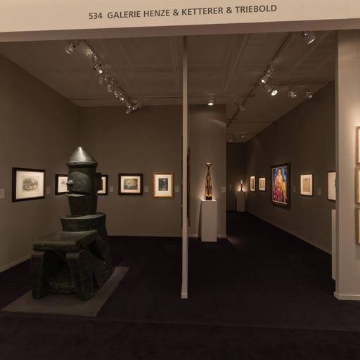 Galerie Henze & Ketterer & Triebold - TEFAF Maastricht 2020