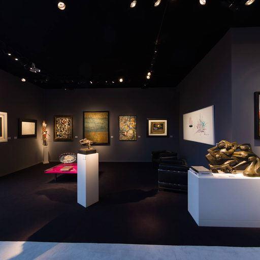Galerie Jean-François Cazeau - BRAFA Art Fair 2020