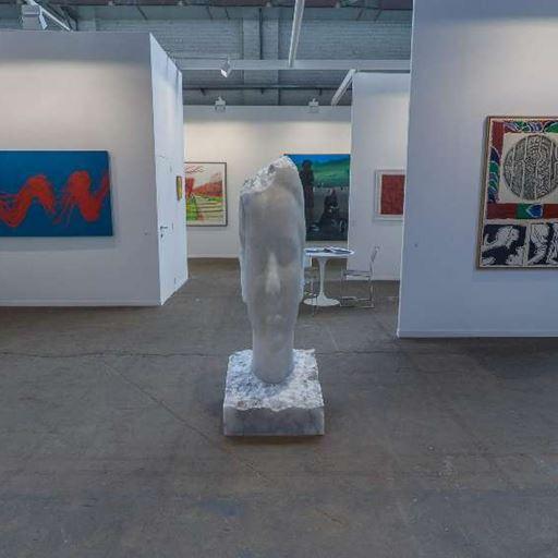 Galerie Lelong - Art Brussels 2018