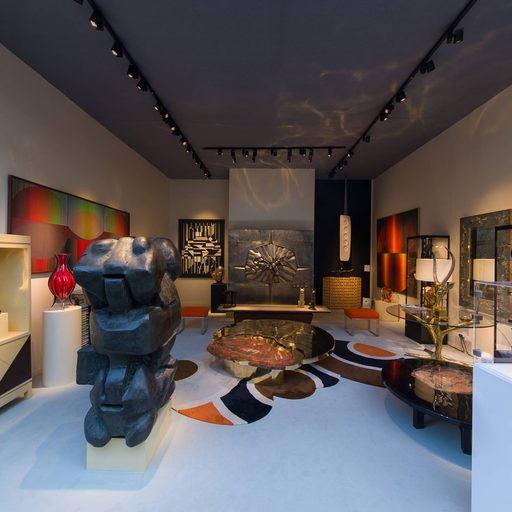 Galerie Martel-Greiner - La Biennale Paris 2019