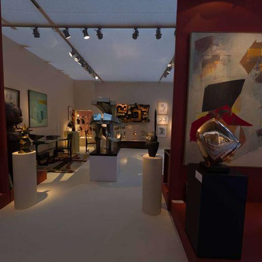Galerie Martel-Greiner - BRAFA Art Fair 2020
