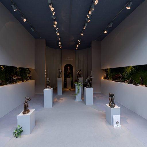 Galerie Nicolas Bourriaud - La Biennale Paris 2019