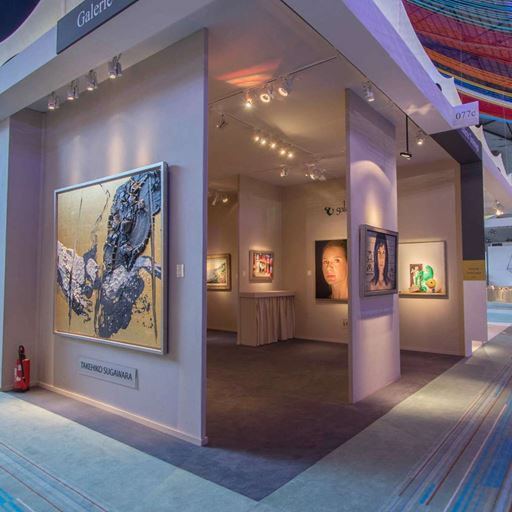 Galerie Tamenaga - BRAFA 2018