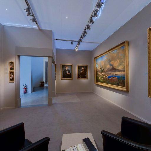 Galleria Carlo Virgilio - Paris Tableau 2017