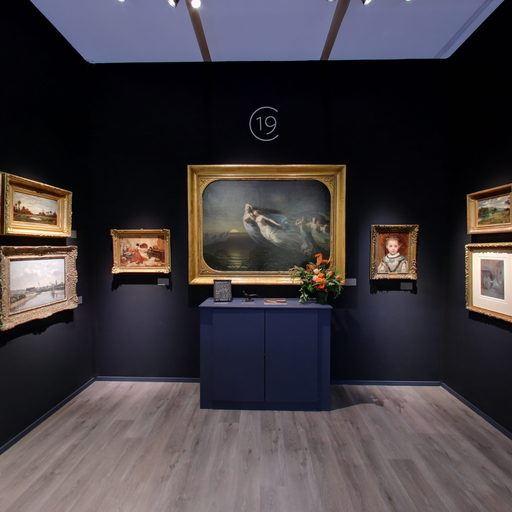 Gallery 19C - TEFAF NY Fall 2017