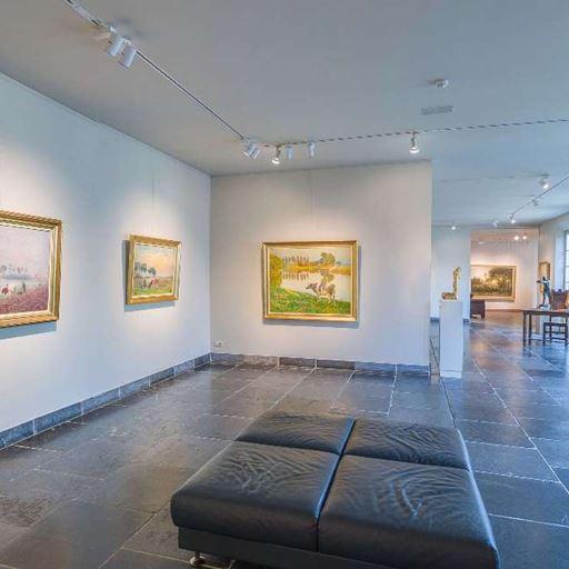 Gallery Oscar De Vos - Emile Claus Exhibition