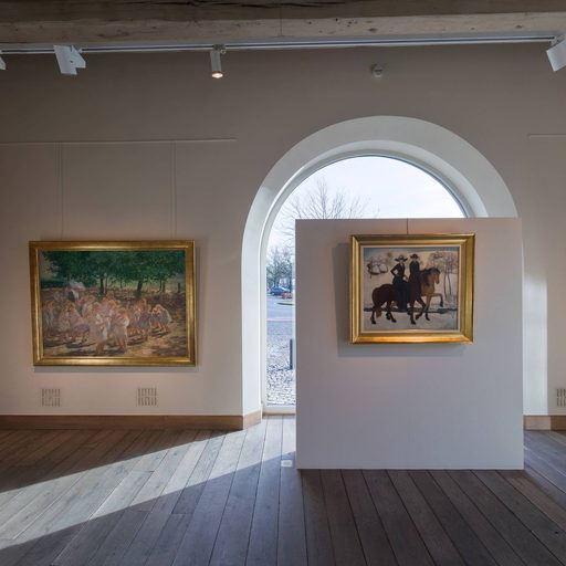 Galerie Oscar De Vos - BRAFA Art Fair 2021