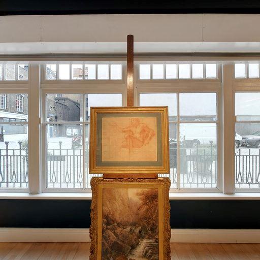 Guy Peppiatt Fine Art Ltd - 100 Drawings and Watercolours