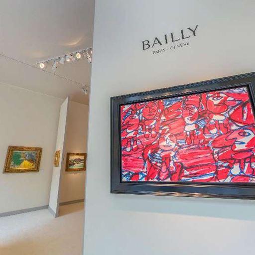 HELENE BAILLY GALLERY - La Biennale Paris 2017