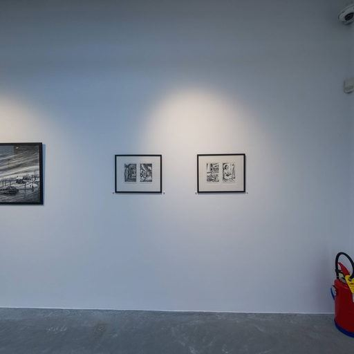 HUBERTY & BREYNE - Loustal - Illustre Simenon