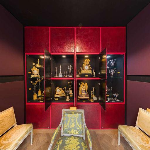 Igra Lignum Antiquités - La Biennale Paris 2019