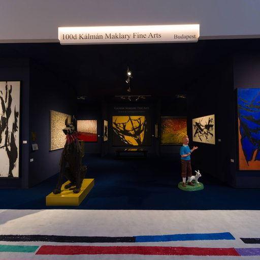 Kalman Maklary - BRAFA Art Fair 2020