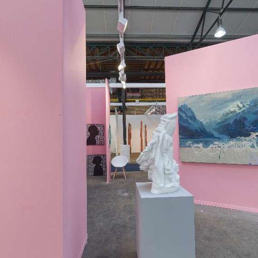 Kristin Hjellegjerde  - Art Brussels 2018