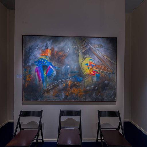 M. F. Toninelli Art Moderne Monaco - Fine Art Paris 2019