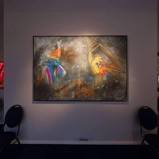 M. F. Toninelli Art Moderne Monaco - BRAFA Art Fair 2020