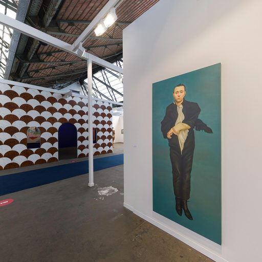 Nathalie Obadia - Art Brussels 2018