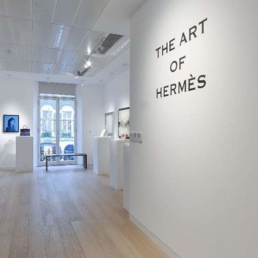 Omer Tiroche Gallery - The Art of Hermès