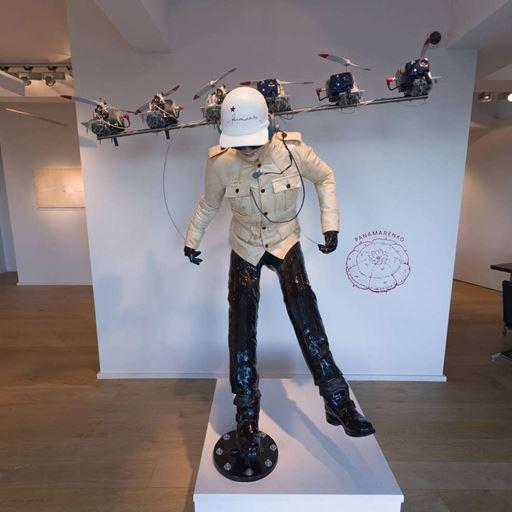 Samuel Vanhoegaerden Gallery - BRAFA Art Fair 2021