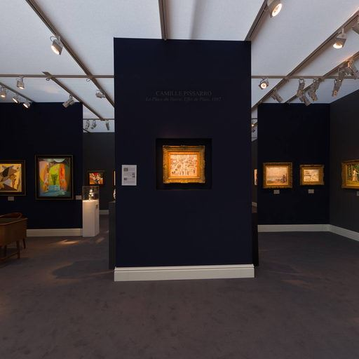 Stern Pissarro Gallery - BRAFA Art Fair 2020