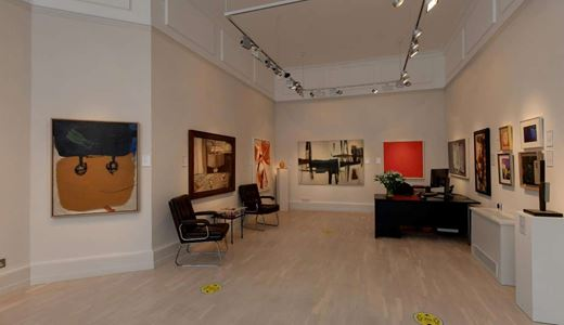 The Nine British Art - St Ives, Modern British, Contemporary (June/July 2021)