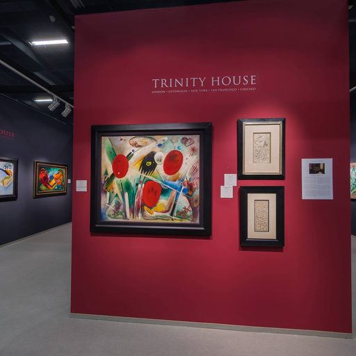 Trinity House Paintings Ltd - Cologne Fine Art 2019