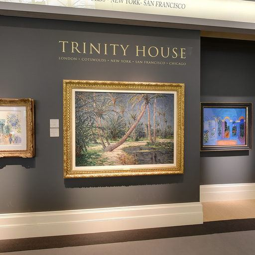 Trinity House Paintings Ltd - Masterpiece London 2019