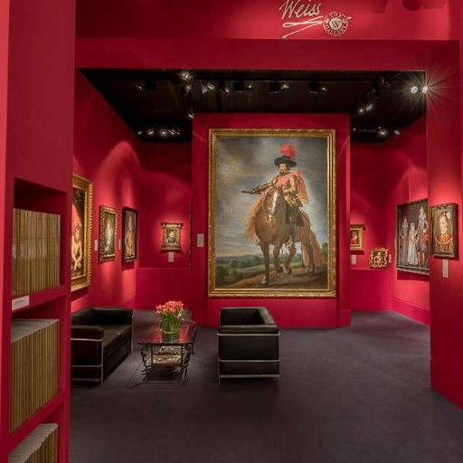 The Weiss Gallery - TEFAF Maastricht 2018