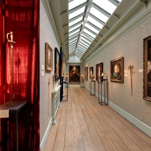 The Weiss Gallery - VALOUR: Old Master Portraits featuring Arms & Armour (26 November to 18 December 2020)