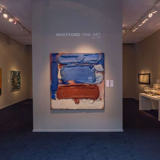 Whitford Fine Art - La Biennale Paris 2018