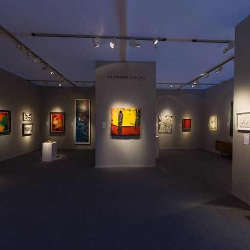Whitford Fine Art - BRAFA Art Fair 2020